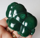 Malachite Stone small natural 241 grams - Energy Peace Shop