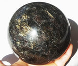 Extra large Astrophyllite sphere