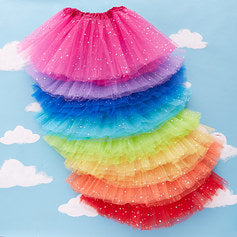 Colors Sparkle Star/Dot Tutu