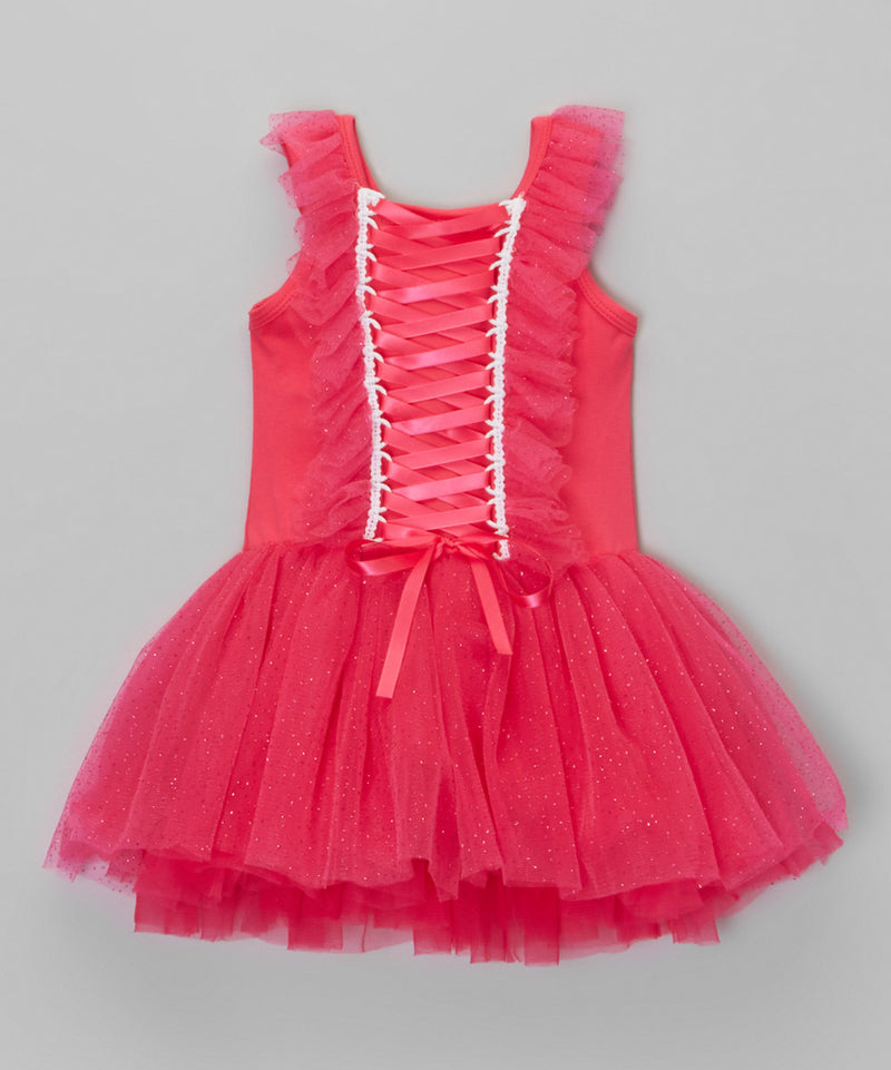 Hot Pink Princess Dress