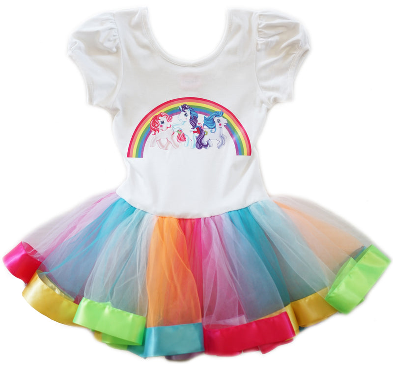 My Little Pony Rainbow Ballet Dress