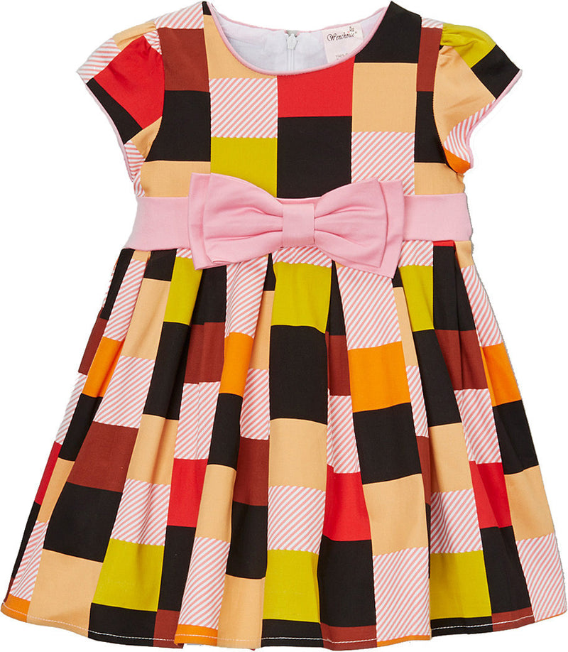 Colorful Cotton Dress