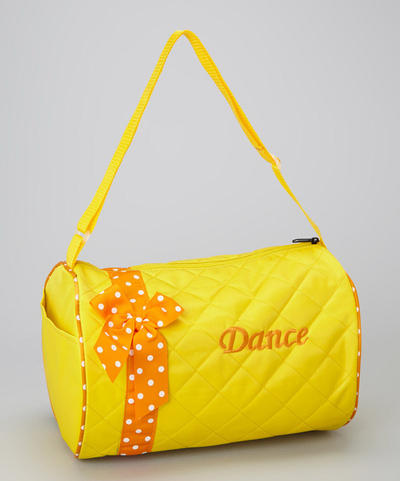 Yellow Dance Bag