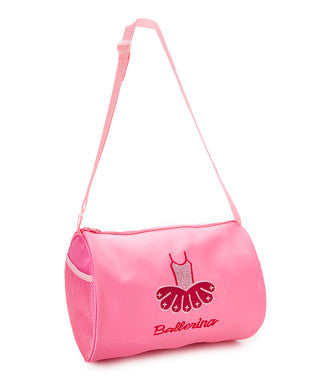 "Pink ""Ballerina"" Dress Duffel"