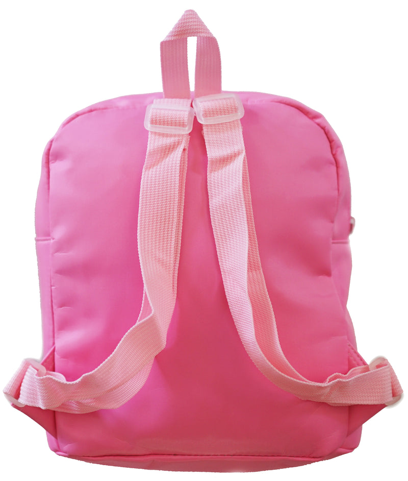"Pink Sequins ""Ballet Kids"" Back Pack"