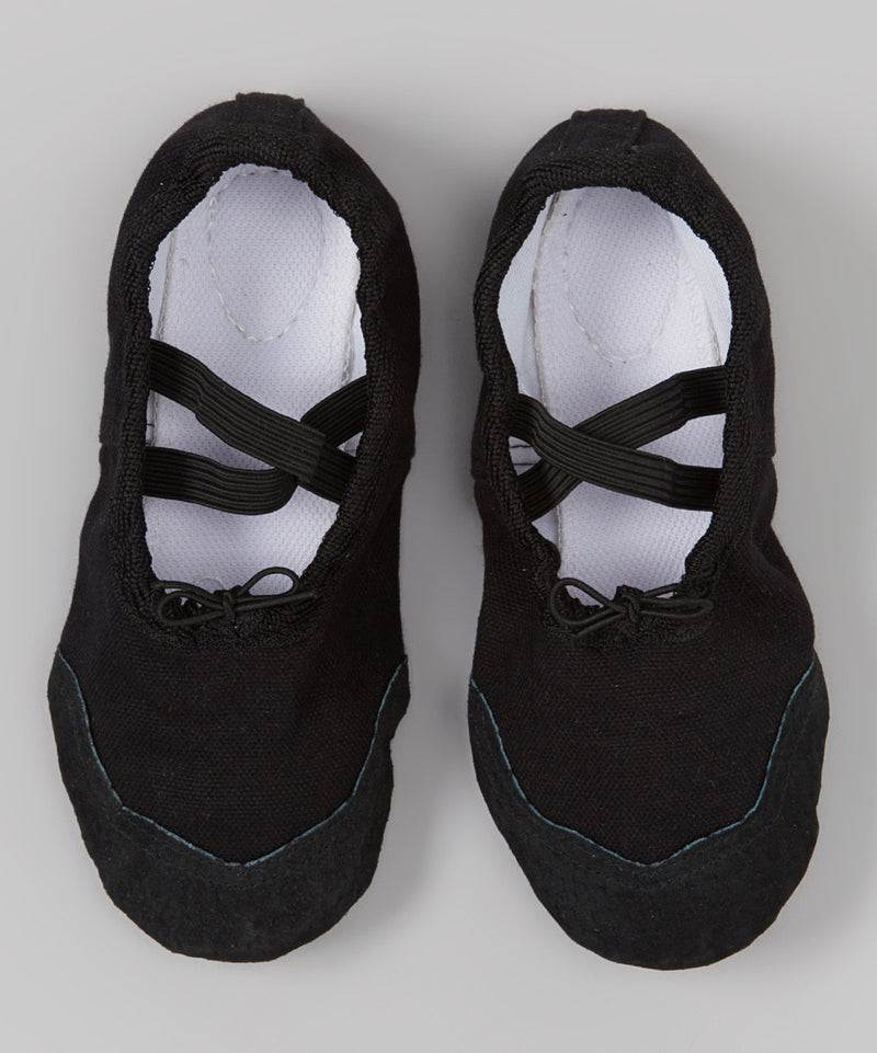 Black Ballet Shoes