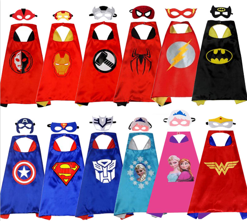 Characters Capes