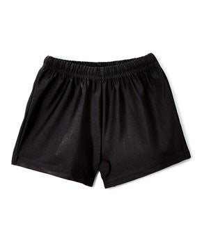 Black Shorts For Dance/Gymnastic/Swimming