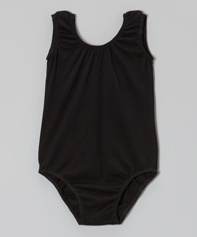 Black Tank  Leotard
