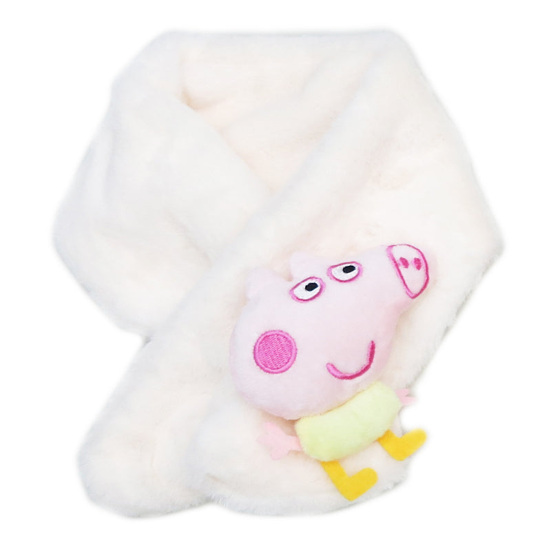 Peppy Pig Plush Scarf
