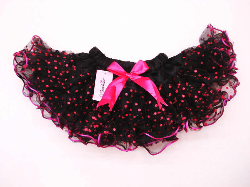 Black/Red Dot Tutu