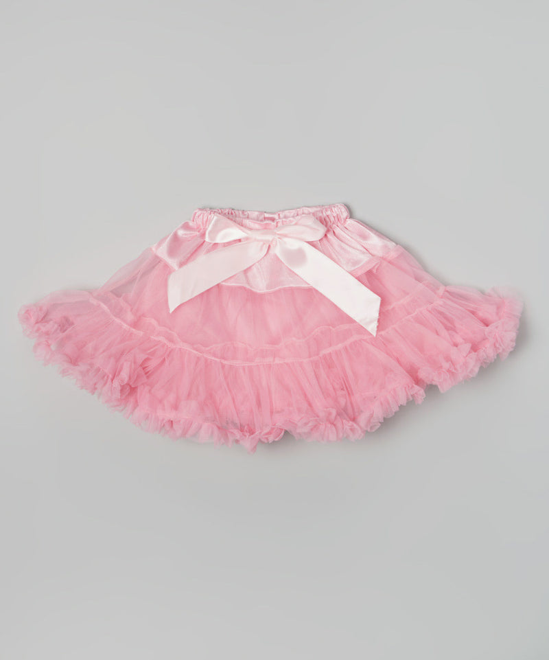 wenchoice Hot Pink /& Black Velvet Rose Skirt Girls