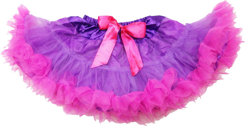 Purple & Hot Pink Tutu
