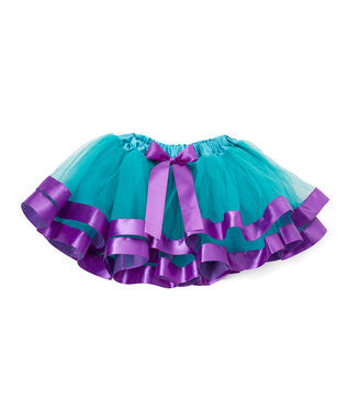 Mermaid Ribbon Tutu Skirt
