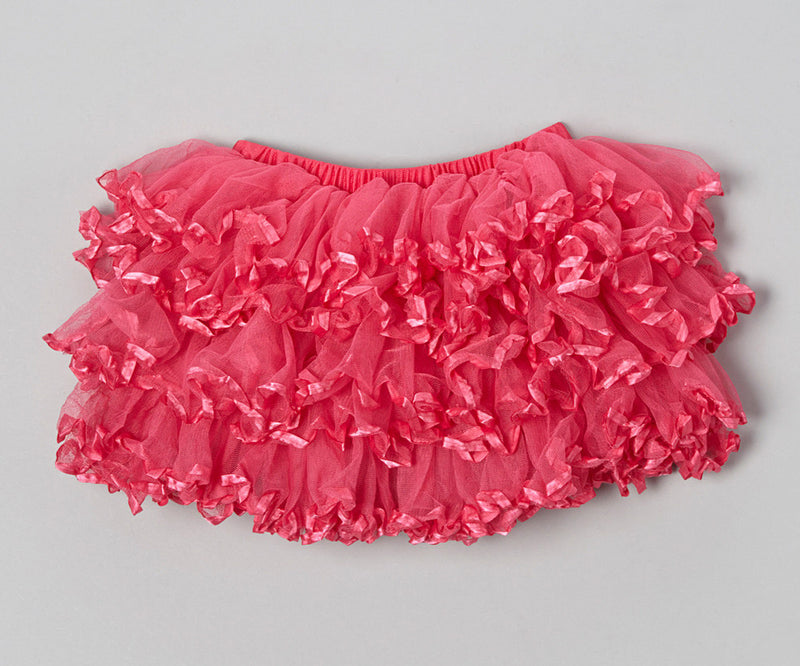 Hot Pink 6 Layer Wave Tutu