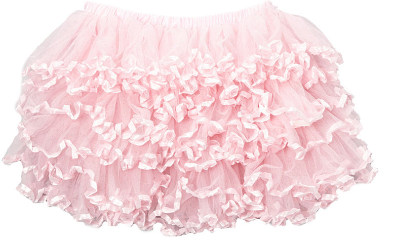 Pink 6 Layer Wave Tutu