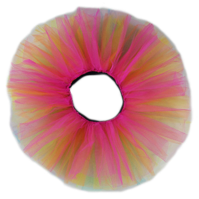 Rainbow 5 Layers Tutu
