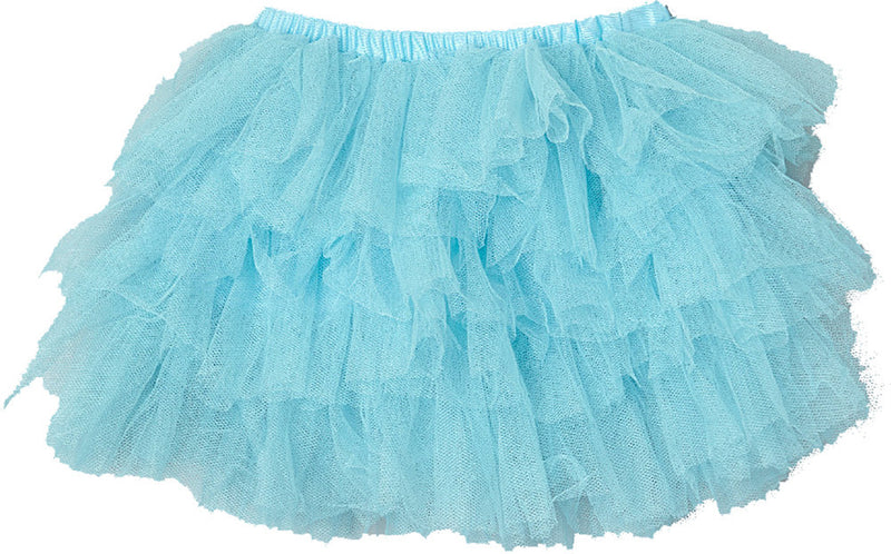 Baby Blue 6 Layer Tutu