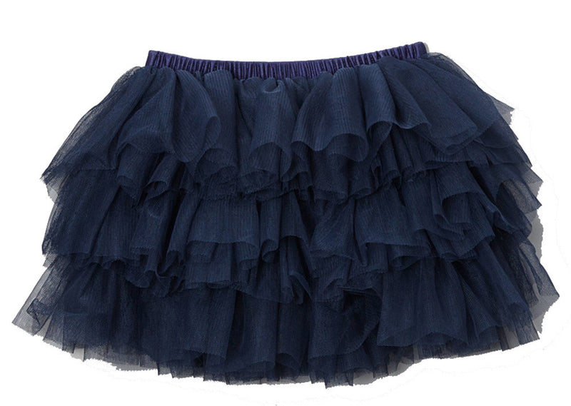 8 Layer Navy Blue Tutu