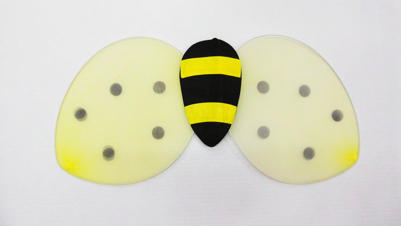 Bubble Bee Wing
