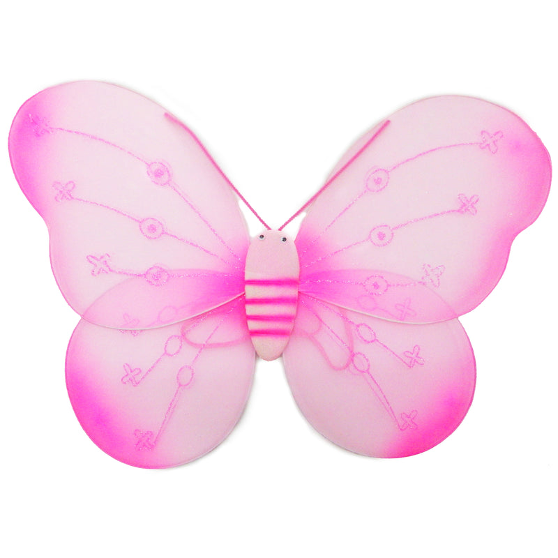 Pink Butterfly Wing