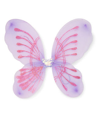 Purple Led Light Up Wing