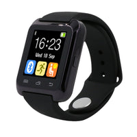 Bluetooth Smart Watch U80 for iPhone IOS Android Smart Phone wearable device free shipping