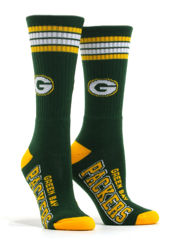 Men's Green Bay Packers Socks