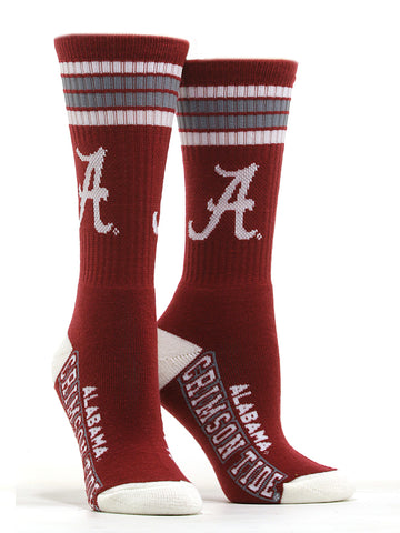 Men's Alabama Crimson Tide Socks