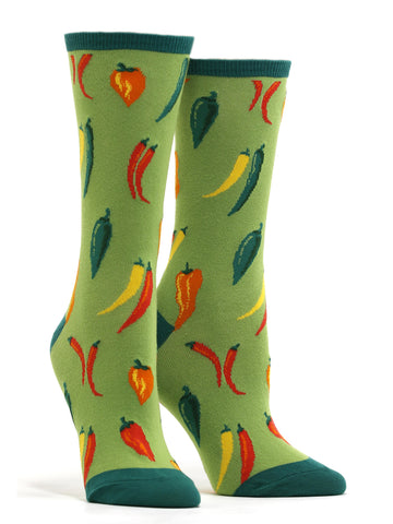 Women's A Little Chili Socks