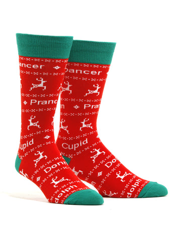 Men's Dasher Dancer Socks