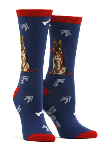 Women's German Shepherd Socks