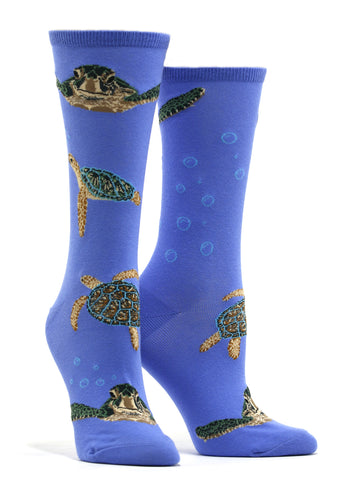 Women's Sea Turtles Socks