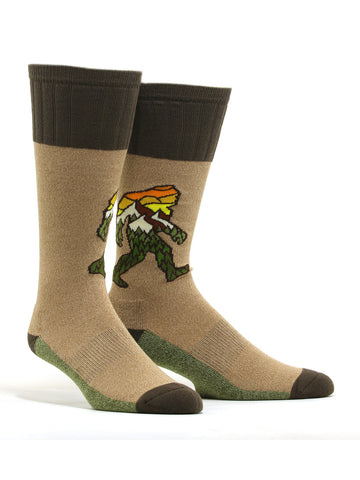 "Men's AtomicChild ""Leave No Trace"" Hiking Socks"