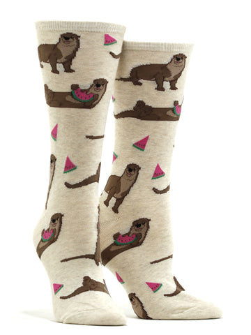Women's Ottermelon Socks