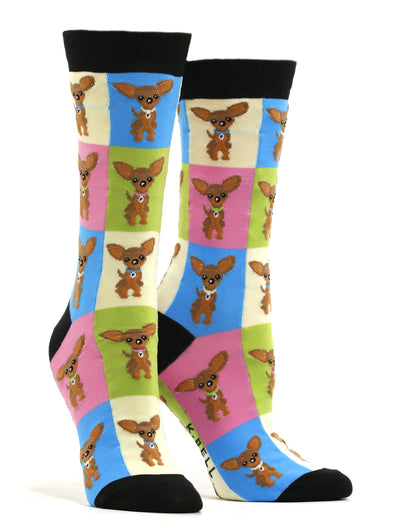 Women's Chihuahua Socks