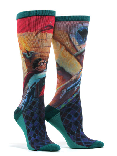 Women's Harry Potter And The Chamber Of Secrets Socks
