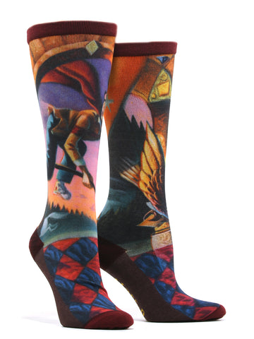 Women's Harry Potter And The Sorcerer's Stone Socks