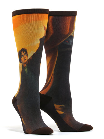 Women's Harry Potter And The Deathly Hallows Socks