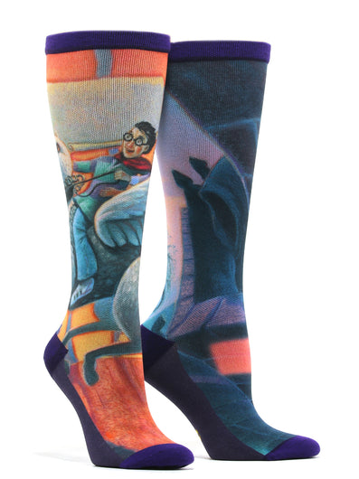 Women's Harry Potter And The Prisoner Of Azkaban Socks