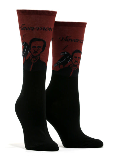 Women's Edgar Allan Poe Socks