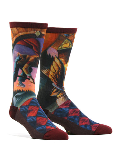 Men's Harry Potter And The Sorcerer's Stone Socks