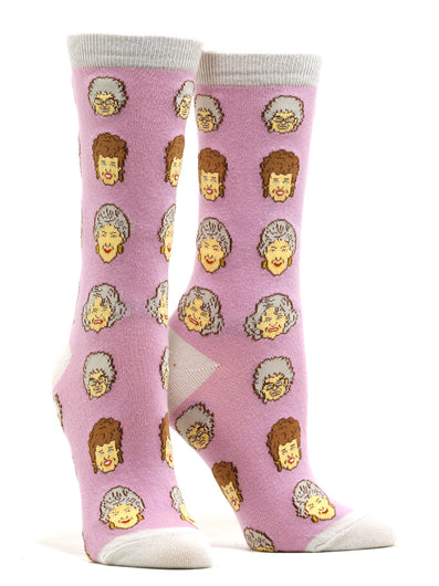 Women's Golden Girls Socks