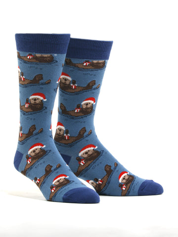 Men's Otterly Merry Socks