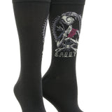 Men's Nightmare Before Christmas Jack & Sally 2 Pack Socks