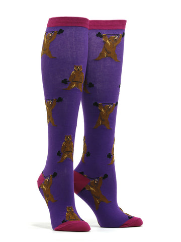 Women's Bearbell Socks