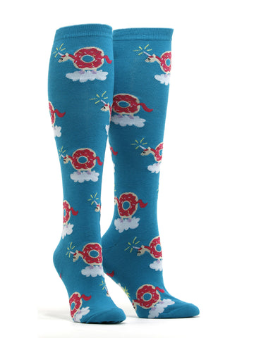 Women's Donuticorn Socks