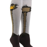 Women's Funky Ostrich Socks