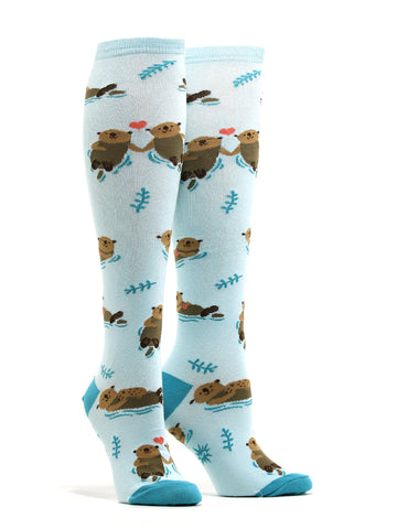 Women's My Otter Half Socks