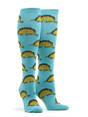 Women's Tacosaurus Socks